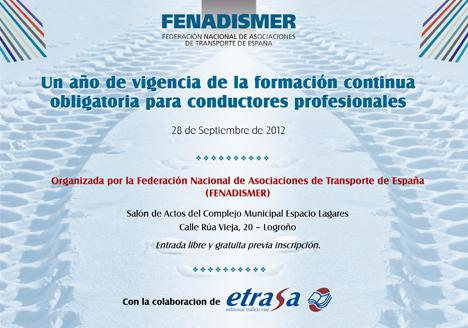 Jornada CAP - Fenadismer