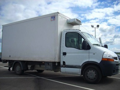 camion frigorifico