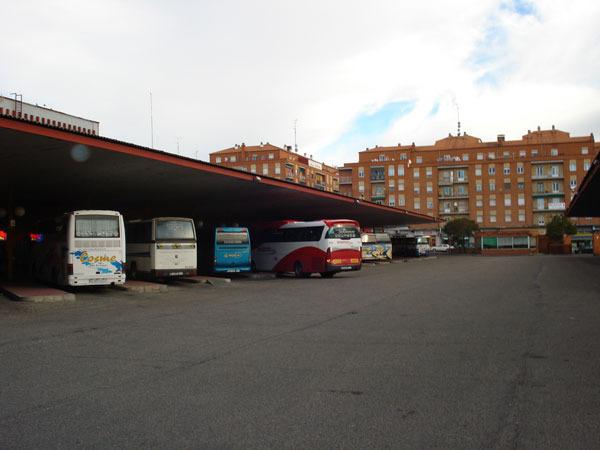 Autobús - Viajeros