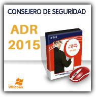 Consejeros de seguridad ADR 2015