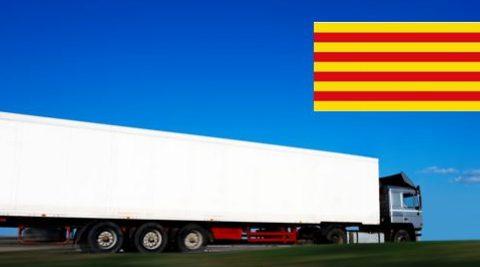 La independencia catalana y el sector del transporte